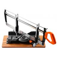 Стусло NEO Tools 600 mm поворотное с ножовкой (44-600)