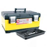 Ящик для инструментов Intertool 21, 534x366x266mm (BX-2021)