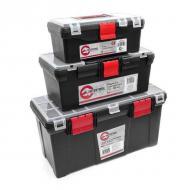 Комплект ящиков для инструментов Intertool 3шт (ВХ-0125 13 ВХ-0016 16 ВХ-0205 20.5) (BX-0003)