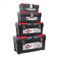 Комплект ящиков для инструментов Intertool 4шт (ВХ-1013 12.5/ВХ-1016 16/ВХ-1019 19/BX-1024 24) (BX-0004)