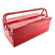 Ящик для инструментов Intertool 450мм, 3 секций (HT-5043)
