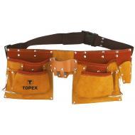 Сумка поясная для инструментов TOPEX 11 карманов (79R405)