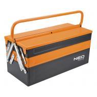 Ящик для инструментов NEO Tools 455mm (84-100)