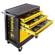 Тележка для инструмента TOPEX 455 ед., 680x460x825mm, to 280 kg (79R502)