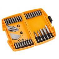 Набор бит, головок торцевых Dewalt 30 предметов (DT71506)