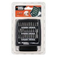Набор бит Black&Decker 31 предмет (A7122)
