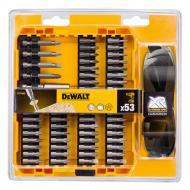 Набор бит Dewalt магнитный держатель, 53 предмета (DT71540)