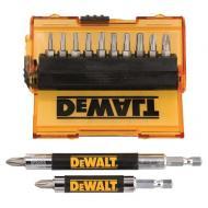Набор бит Dewalt магнитный держатель, 14 предметов (DT71570)