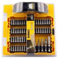 Набор бит Dewalt магнитный держатель, 53 предмета (DT71550)