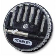 Набор бит Stanley Sl, Ph, магнитный держатель, 7 предметов (1-68-735)