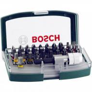 Набор бит Bosch магнитный держатель, 32 предмета (2.607.017.063)