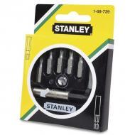 Набор бит Stanley магнитный держатель, 7 предметов (1-68-739)