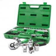 Набор инструментов Intertool 72 предмета (ET-6072SP)