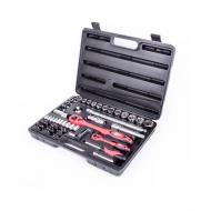 Набор инструментов Intertool 72 предмета (ET-6072)