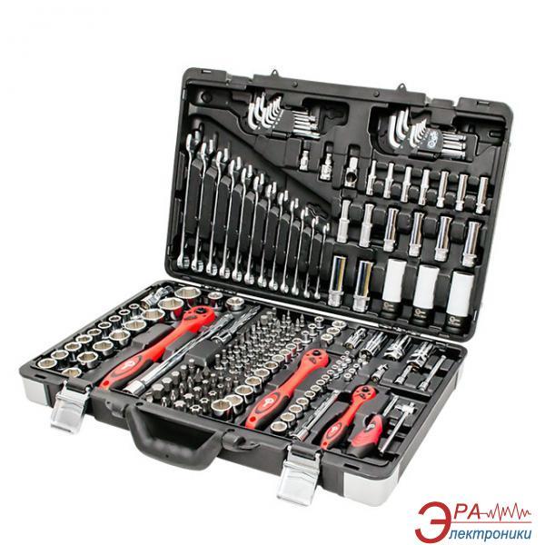 Набор инструментов Intertool 176 предметов (ET-7176)
