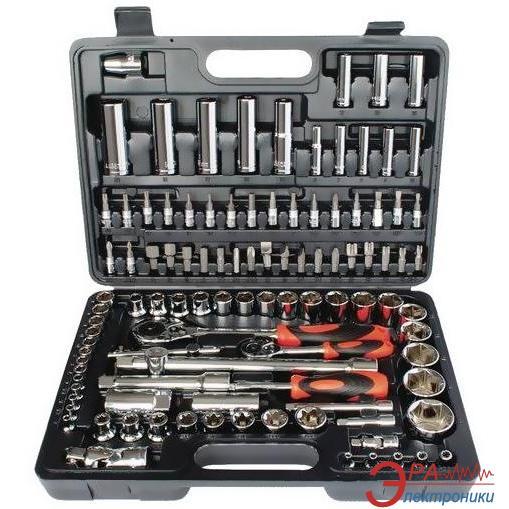 Набор инструментов Intertool 108 предметов (ET-6108)