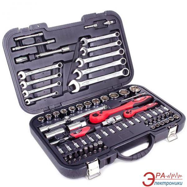 Набор инструментов Intertool 82 предмета (ET-6082)