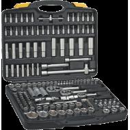 Набор бит, головок торцевых Topex 150 предметов (38D687)