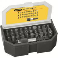 Набор бит Stanley Expert 30 шт, магнитный держатель (1-13-903)