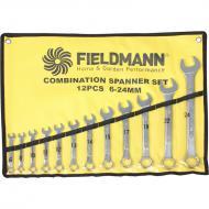 Набор ключей комбинированный Fieldmann 12 шт. (FDN1010)