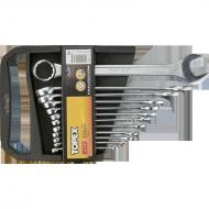 Набор ключей комбинированный TOPEX 6-22 mm 12 шт. (35D353)
