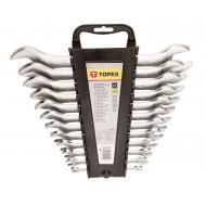 Набор ключей рожковый TOPEX 6-32 mm (35D657)