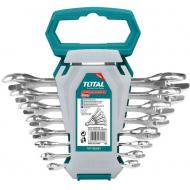 Набор ключей рожковый Total 8 шт. (THT102386)