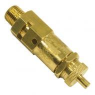 Предохранительный клапан с внутренней резьбой 1/4 Intertool (PT-5002)