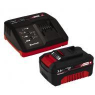 Аккумулятор + зарядное устройство Einhell 18V 3.0 Ah PXC Starter Kit (4512041)