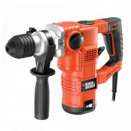 Перфоратор Black&Decker KD1250K-QS (KD1250K)