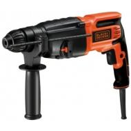 Перфоратор Black&Decker SDS-Plus, 800W (BDHR26K)
