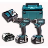 Набор электроинструментов Makita DLX2127TJ1