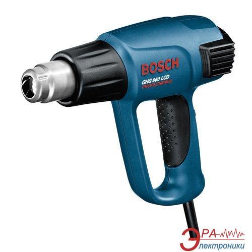 Фен технический Bosch GHG 660 LCD Professional (0.601.944.703)