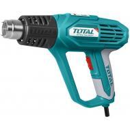 Фен технический Total 2000W, 350/550C (TB1206)