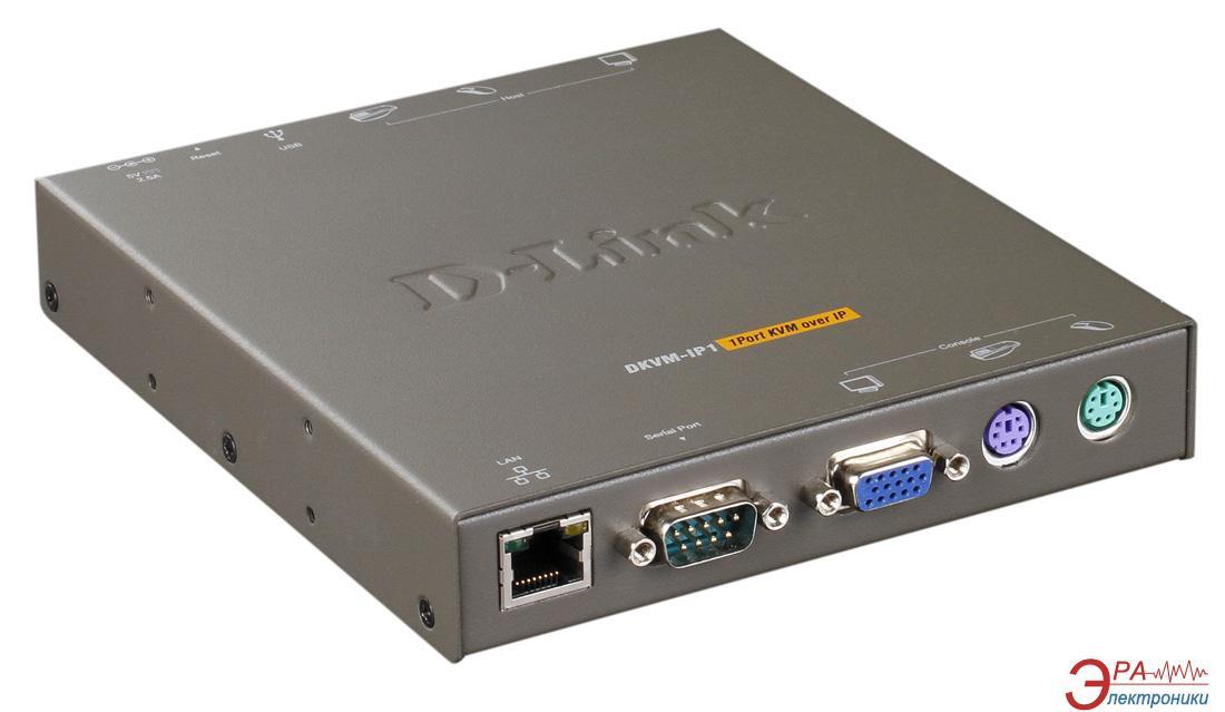 Переключатели KVM D-Link DKVM-IP1