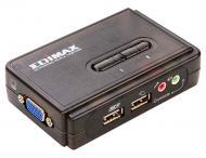 Переключатели KVM Edimax EK-UAK2