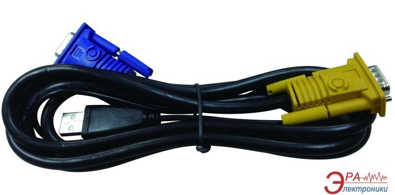 Кабели для переключателей D-Link DKVM-IPVUCB