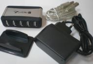 USB HUB Lapara LA-UH7315 (� ������ �������)