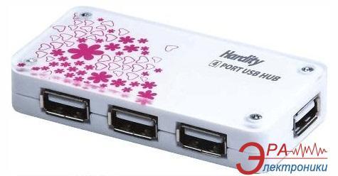 USB HUB Hardity HB-007 White