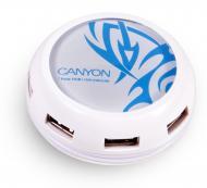 USB HUB Canyon CNR-USBHUB9 White/Blue