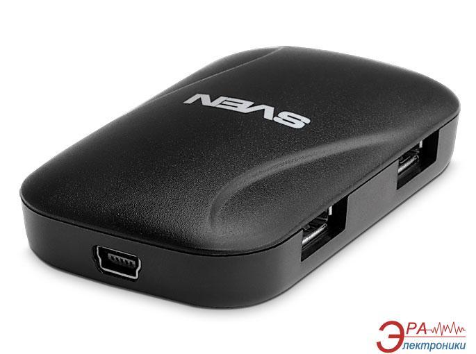 USB HUB Sven HB-011 Black