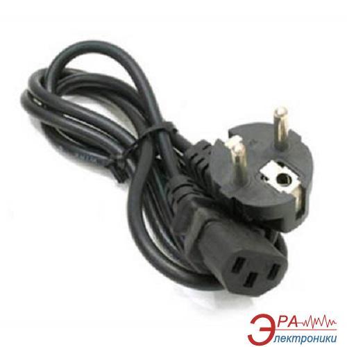 Кабель Atcom 3m 3*0,75 CEE 7/7 - IEC C13 Black (10117)