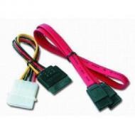 ������ Gembird SATA data 48cm + SATA power 15cm (CC-SATA)