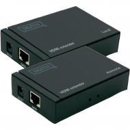 Переходник Digitus HDMI UTP 50m Black (DS-55100-1)