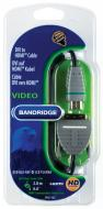 Кабель Bandridge BLUE DVI to HDMI 2m (BVL1102)