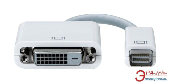 Переходник Apple mini DVI to DVI (M9321G/B)