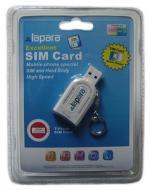 ��������� Lapara LA-122CR white (SIM, microSD) All in 1