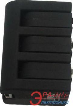 Кардридер Ewel All-in-one black + comboUSB2.0 HUB 3port