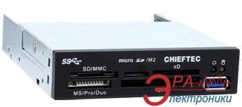 Кардридер CHIEFTEC CRD-601-U3