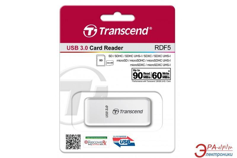 Кардридер Transcend TS-RDF5W
